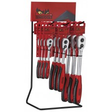 DISPLAY 60T RATCHET 30 PCS